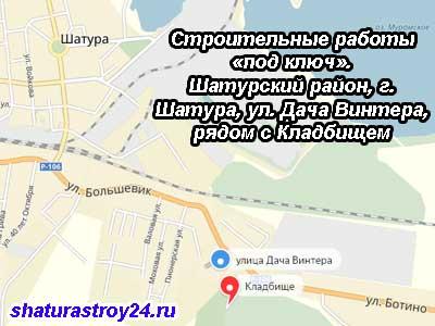 Cтроительные работы «под ключ» Шатура и Шатурский район