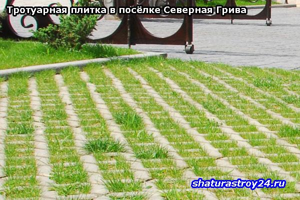 Тротуарная плитка Эко - лучшее решение по части экологичности мощения территории