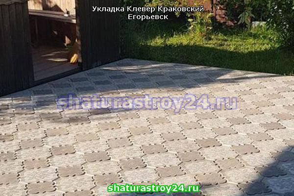 Укладка Клевер Краковский
