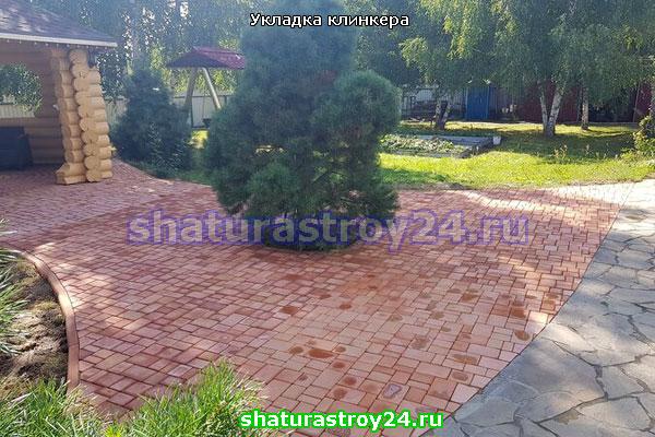 Укладка тротуарных плиток любых типов в Егорьевском ГО