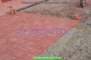Примеры наших работ по благоустройству территории в Егорьевском ГО